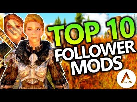 Skyrim Special Edition - Top 10 PlayStation 4 & Xbox 1 Mods