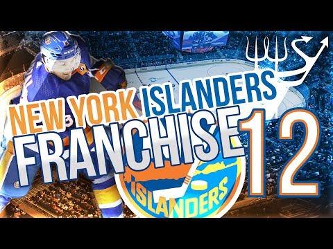 Skjei It Ain't So - New York Islanders NHL 19 Franchise Mode - Ep. 12