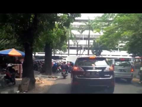 The Streets of Jakarta Indonesia