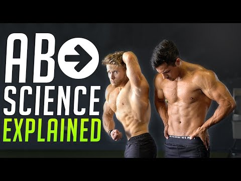 How To Get Six Pack Abs | Ab Training Science Explained ft. Christian Guzman