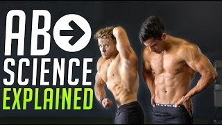 How To Get Six Pack Abs | Ab-Training der Wissenschaft Erklärt ft. Christian Guzman
