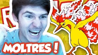 FINDING MOLTRES!!! / Roblox Adventures / Pokemon Fighters EX Gameplay