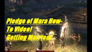 Dr. Eagle Talon Talks ESO - Episode 1 How to Use Pledge of Mara, Marriage