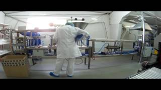 Автомат для фасовки пастообразных продуктов (шоколада) - АТД-51(, 2017-05-16T19:40:06.000Z)