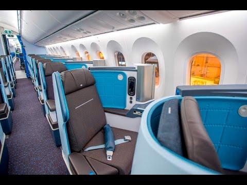 KLM BOEING 787 DREAMLINER  | TRIPREPORT | ECONOMY