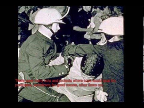 Vietnam War Protests in the 1960s