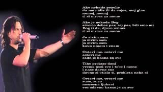 Aca Lukas - Ja zivim sam - (Audio 2008)