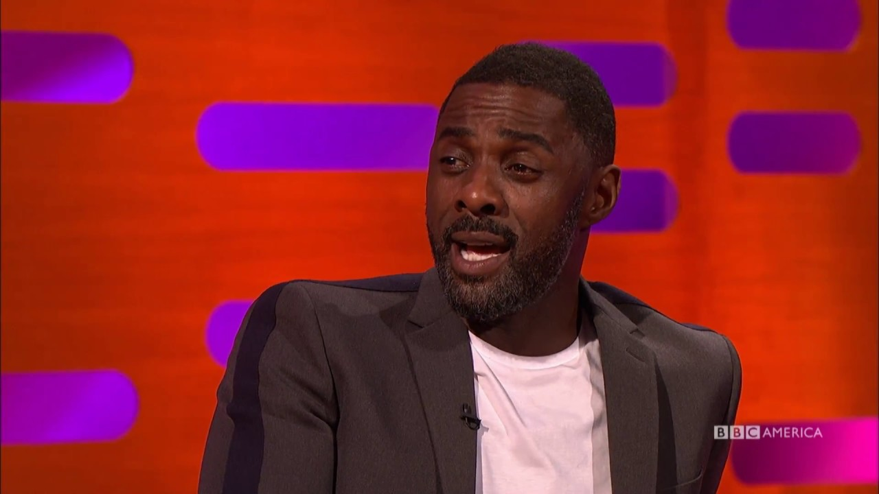 The Wire Idris Elba Accent Center 4291d1216266835ceilingfanwiringceilingfanjpg S Had To Be Dubbed Over Graham Norton Show Rh Youtube Com American