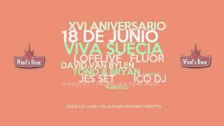 Viva Suecia - Bien por ti (Remix 16º Aniversario Wind Rose)