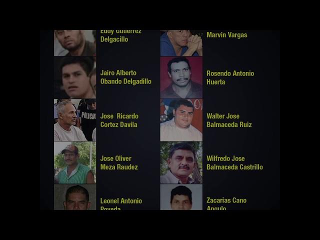 Reconocimiento de personas presas políticas previas a abril de 2018