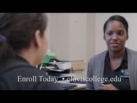 Clovis Community College - Free First Year!