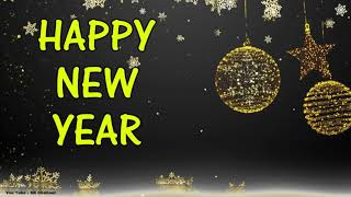 Happy New Year 2020 New Year Greetings Happy New Year
