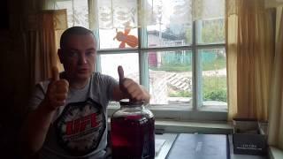 Самогон на чёрной смородине/Обалденная настойка/ !