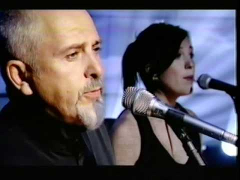 Peter Gabriel Digging In The Dirt TOTP2 2002