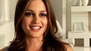 Leighton Meester Cover Shoot