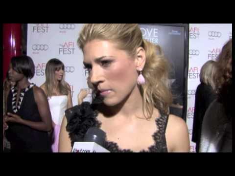 Katheryn Winnick Interview -