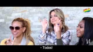 De copas con Fifth Harmony Parte III (legendado PT-BR)