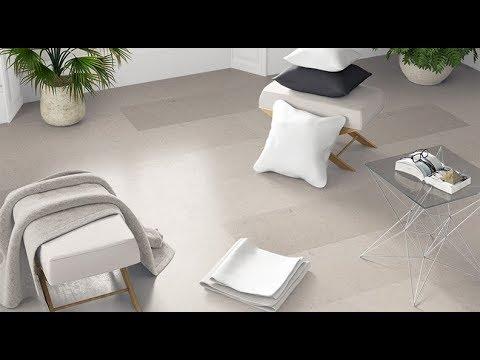 Korkfußboden Weiß ~ Korkboden weiß lackiert art. nr.: 471207 youtube
