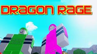 ROBLOX Dragon Rage ft.
