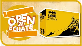 Batman Miniature Game: Back to Gotham - Unboxing