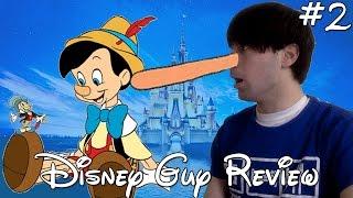 Disney Guy Review - Pinocchio
