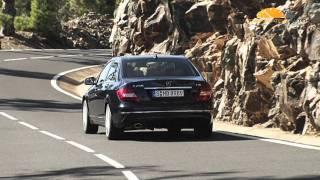 Essai Mercedes Classe C : test de la nouvelle Mercedes Classe C 2011 en vidéo HD