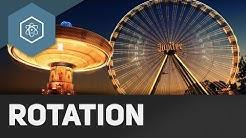 Die Drehbewegung / Rotation - Einführung ● Gehe auf SIMPLECLUB.DE/GO & werde #EinserSchüler