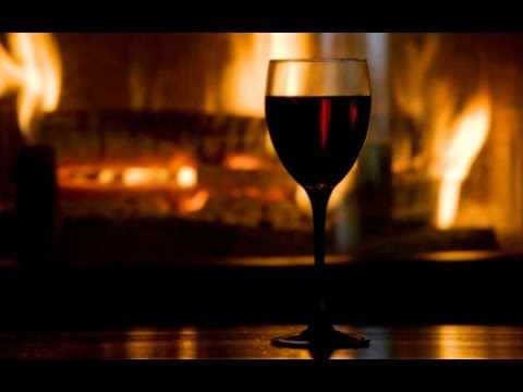 Smooth Relaxing Piano Jazz & Crackling Fireplace ☆ Relaxant et Doux Piano Jazz & Cheminée Crépitante