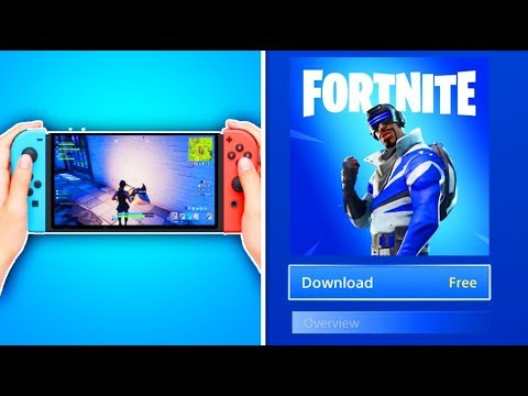 Fortnite On Nintendo Switch New Free Skins Bundle Ps4 Download