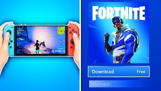 Fortnite on Nintendo Switch! New FREE Skins Bundle PS4 Download - Fortnite VBUCKS Giveaways! (LIVE)