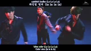 MV EXO Lotto Sub Esp Eng Sub Hangul Roma HD mp4
