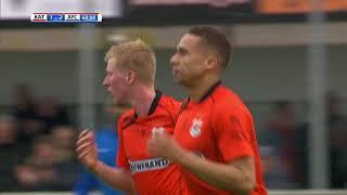 Samenvatting VV Katwijk - AFC 2-2 (0-2) | VVKatwijkTV