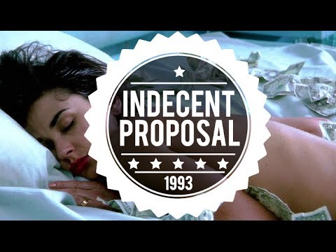 Funny Lady Film Club - INDECENT PROPOSAL with Jenny Donheiser & Meagan Kensil