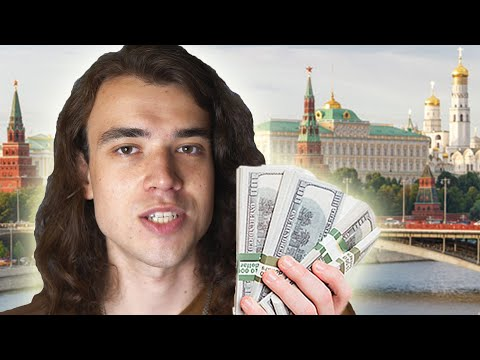 How Expensive is Moscow, Russia?