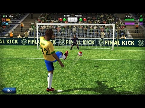 Final Kick 2019 Best Online Football Penalty Game Apps On Google Play