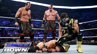 Stardust and The Ascension welcome Neville to The Cosmic Wasteland: SmackDown, Sept. 3, 2015