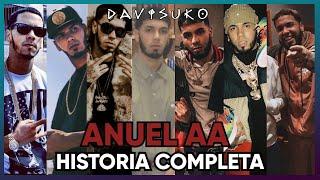 De EMMANUEL a ANUEL AA | Historia Completa 👹