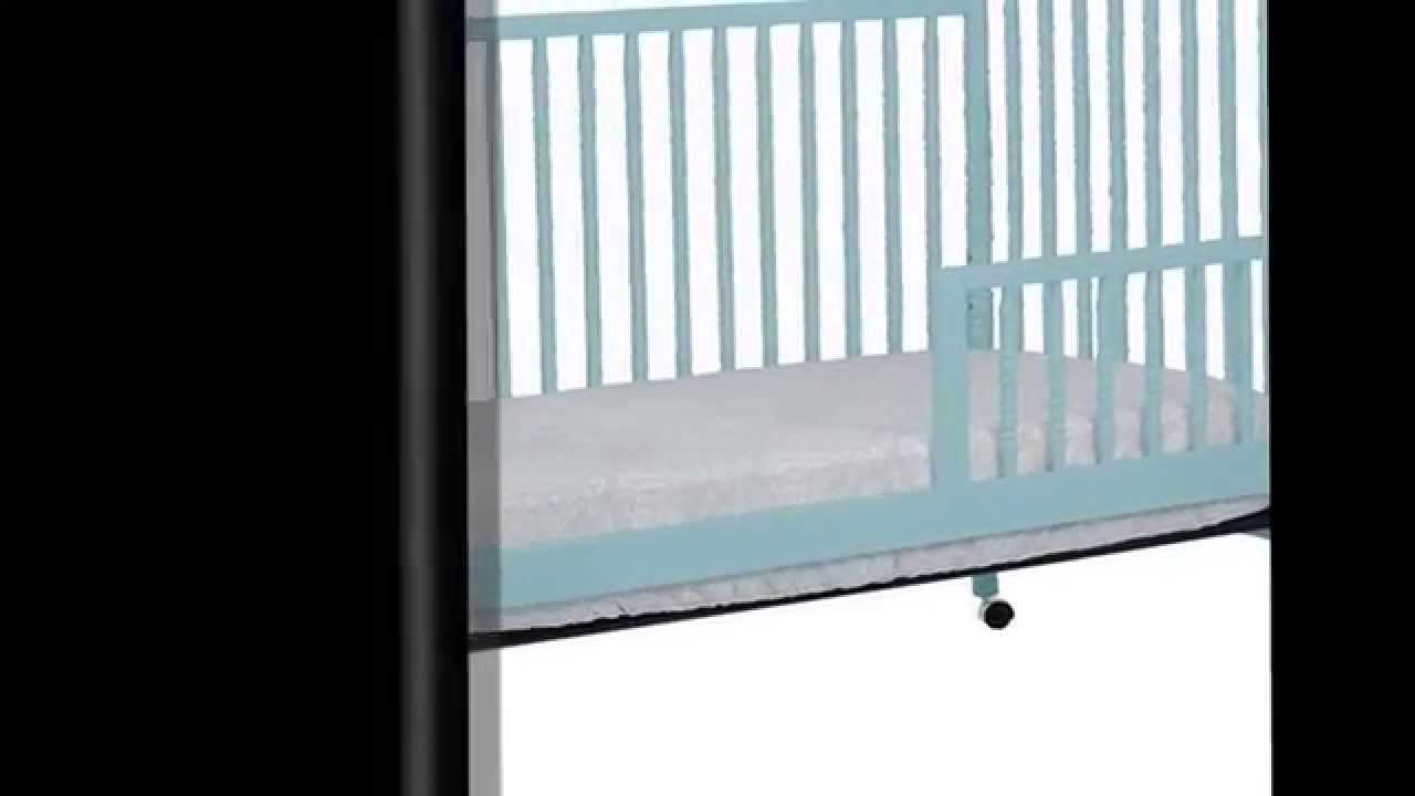 Jenny Lind Crib Drop Side Conversion Kit Best Crib 2018