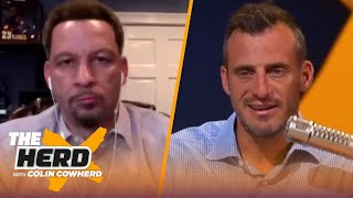 NBA's return to play proposal will benefit players, talks Drew Brees — Chris Broussard | THE HERD