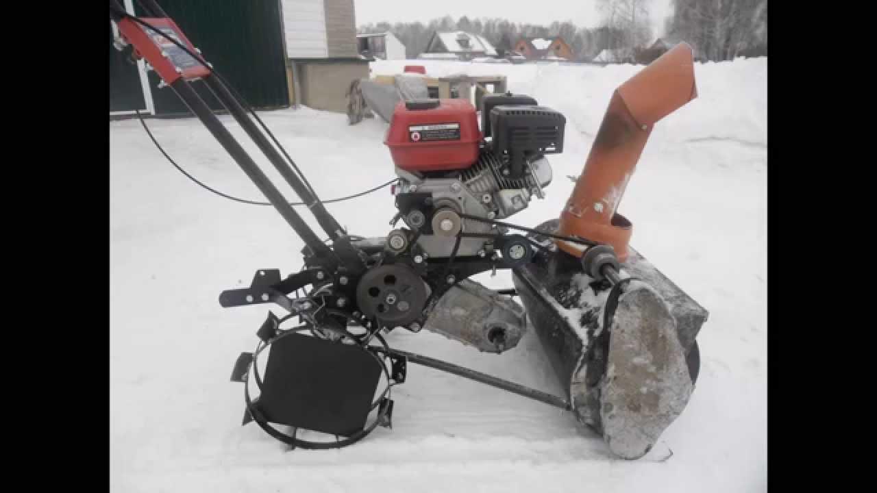 Шнековый снегоуборщик своими руками фото 83