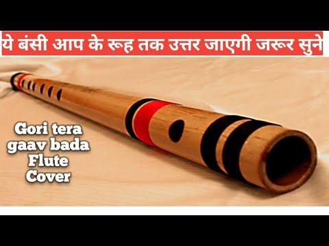 Gori Tera Gaav Bada Pyaara Flute Cover Flute Instrumental Bollywood  Song