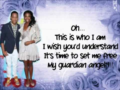 Tyler James Williams And Coco Jones Guardian Angel (With Lyrics)