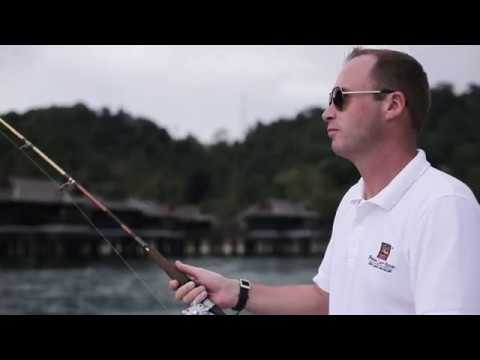 Fishing Experience | Pangkor Laut Resort