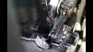 smeren van remcilinder dashboardkastje audi a4 b6