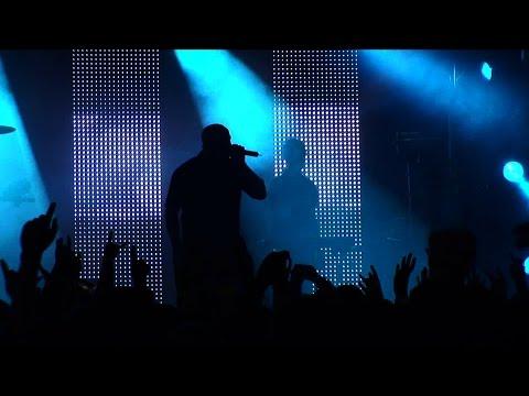 VNV Nation -  The Great Divide (HD) official (Crazy Clip TV 195 live / 5 Cameras / 2010)