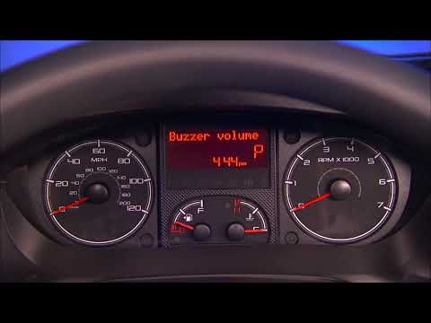 Instrument Cluster Display-Digital Dashboard On The Car Instrument Panel Of 2018 Ram ProMaster