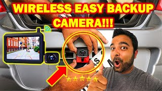 BEST WIRELESS Backup Camera!! (Trust me, I have tried a lot!)