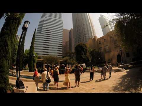 LA Historic Core Walking Tour [09.19.2009]