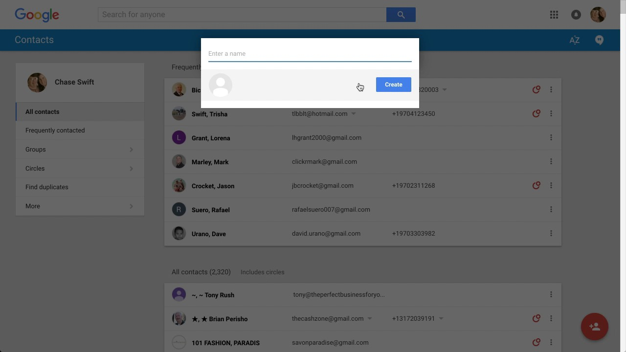 how to find email whitelist