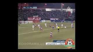 ملخص مباراة المغرب التطواني 1- 0 الوداد الرياضي الدورة 21